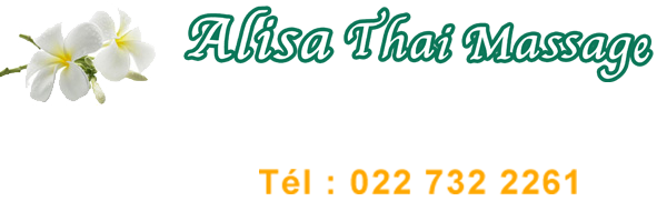 Alisa Thai Massage Logo
