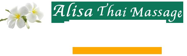 Alisa Thai Massage Logo